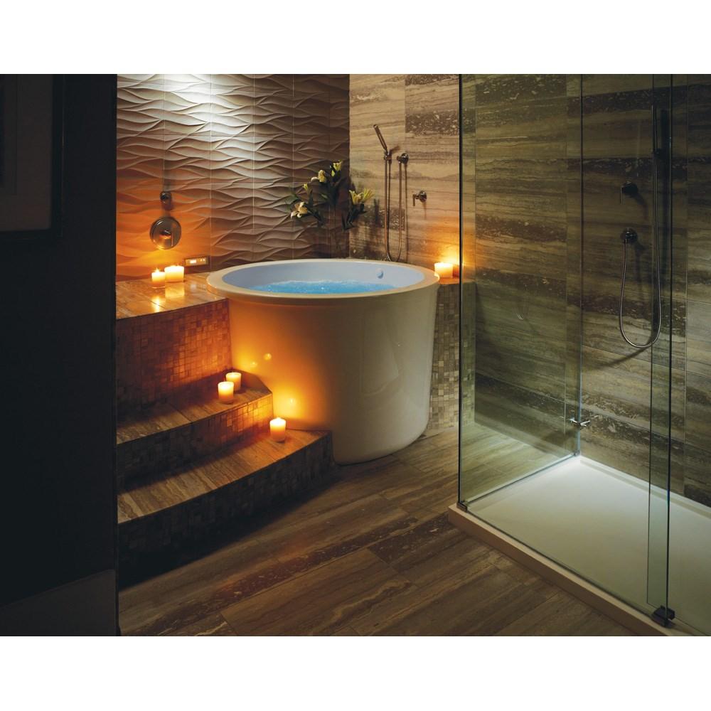 MTI Jasmine 3 Soaker Tub (52\