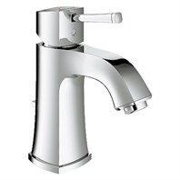 Grohe Grandera Lavatory Single-hole Centerset M-Size with Pop-up Waste - Starlight Chrome GRO 23311000