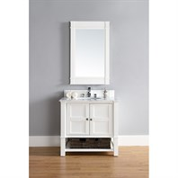 "James Martin 36"" Madison Single Vanity - Cottage White 800-V36-CWH"