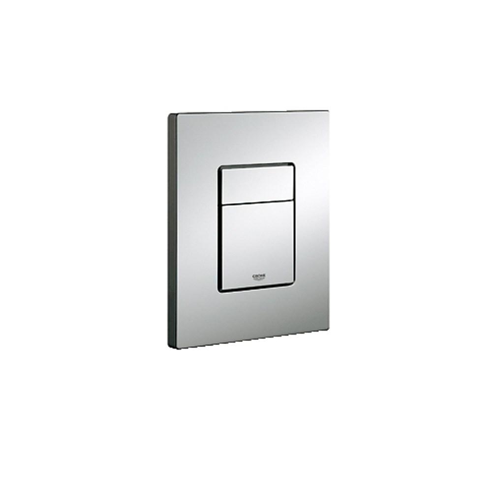 Grohe Skate Cosmopolitan, Dual Flush Wall Plate - Starlight Chromenohtin Sale $146.99 SKU: GRO 38821000 :