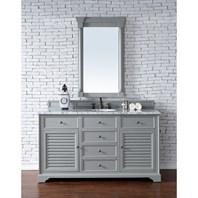 "James Martin 60"" Savannah Single Vanity - Urban Gray 238-104-V60S-UGR"
