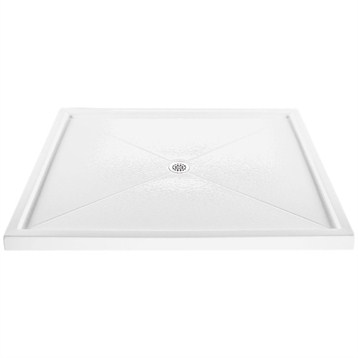 "MTI MTSB-4842MT Shower Base, 48"" x 42"" MTSB-4842MT by MTI"
