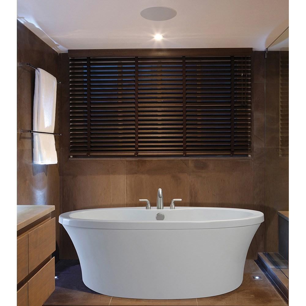 "MTI Basics Freestanding Bathtub (66"" x 36.75"" x 21.75"")nohtin Sale $2180.00 SKU: MBOFSX6636 :"