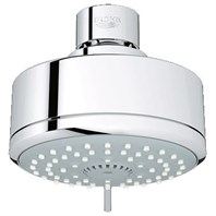 Grohe New Tempesta Cosmopolitan 100 4-Spray Head Shower - Starlight Chrome GRO 26043000