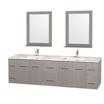 modern bathroom undermount sinks. Centra 80\ Modern Bathroom Undermount Sinks U