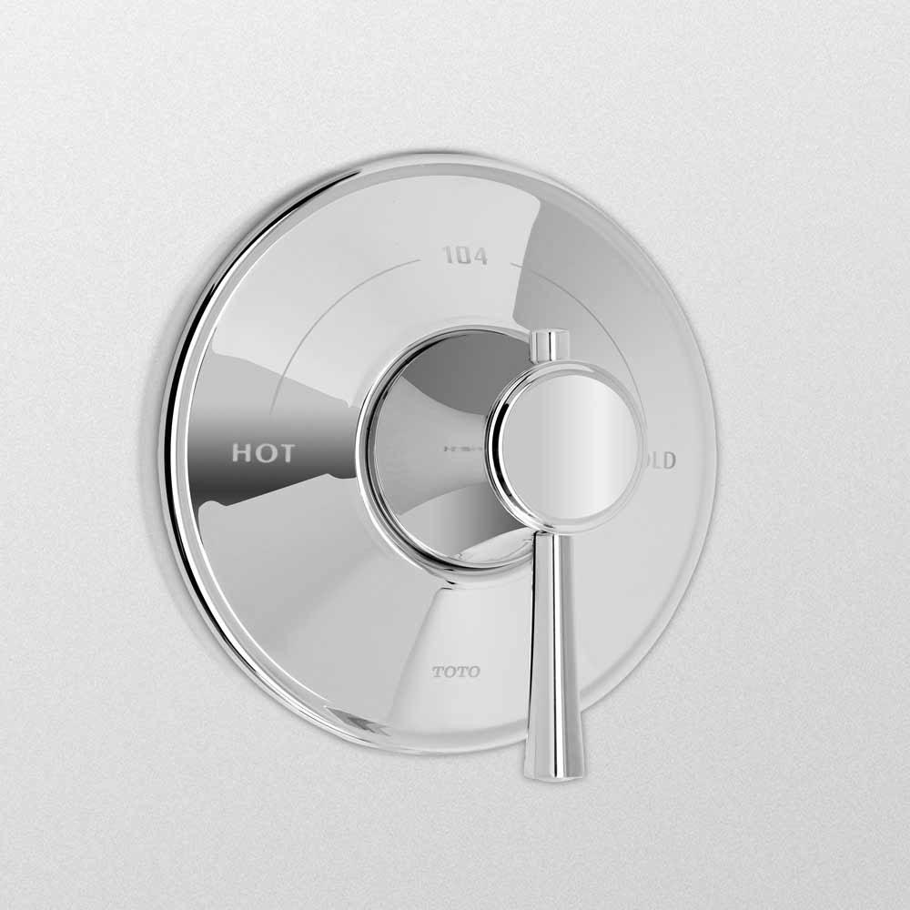 TOTO Silas Thermostatic Mixing Valve Trimnohtin Sale $170.40 SKU: TS210T :