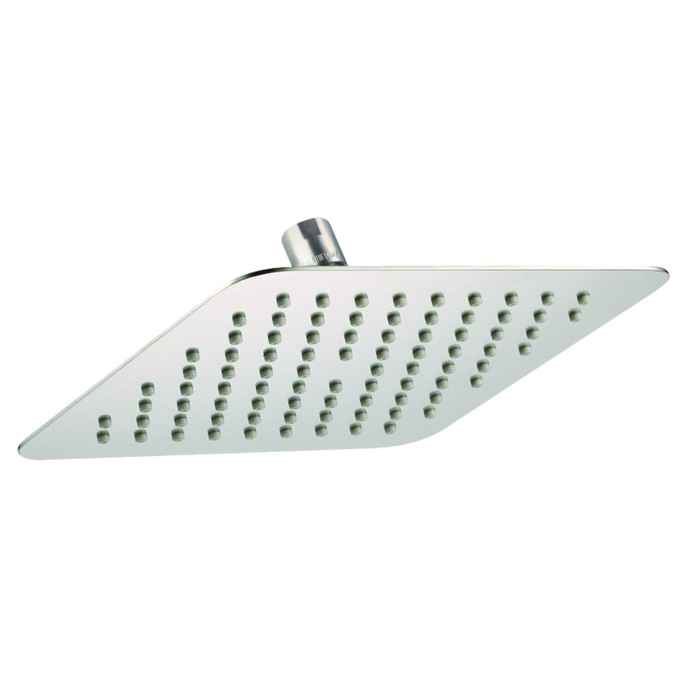 "Danze Drench Square 10"" 1 Function Rain Showerhead 2.0gpm - Brushed Nickelnohtin Sale $289.50 SKU: D460173BN :"