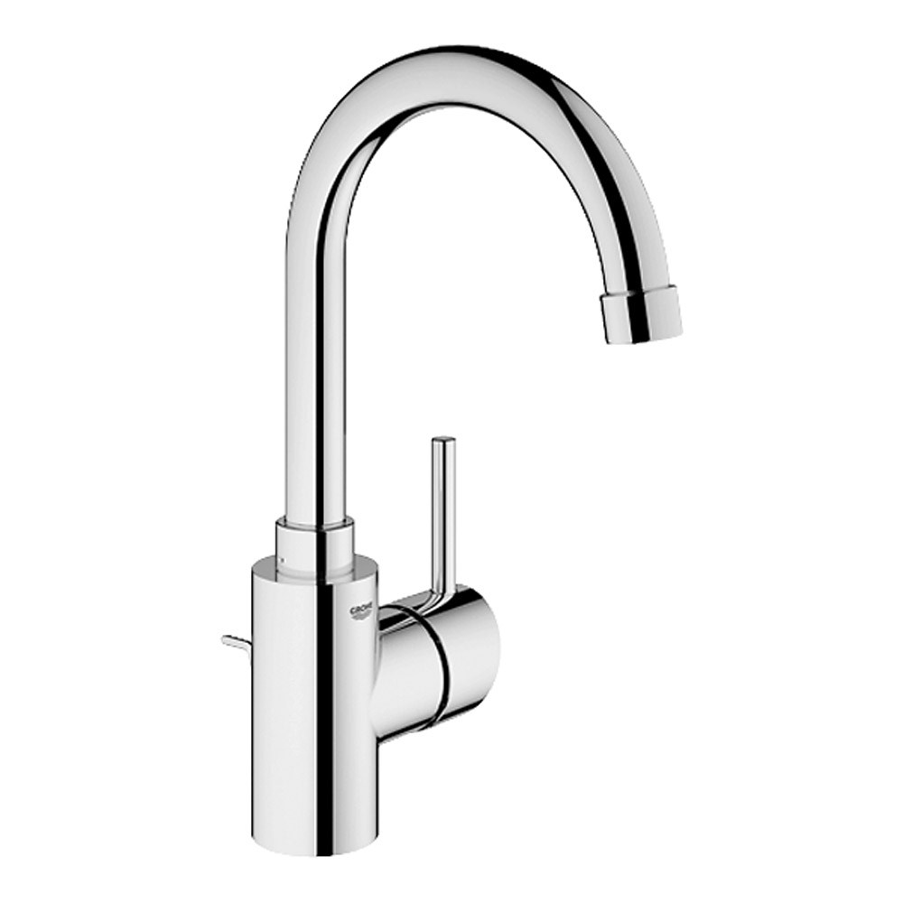 Grohe Concetto Single Lever Lavatory Centerset - Infinity Brushed Nickelnohtin Sale $227.99 SKU: GRO 32138EN1 :