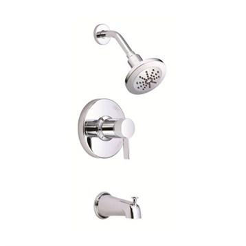 Danze Amalfi Trim Only Single Handle Pressure Balance Tub & Shower Faucet, Chrome D512030T by Danze