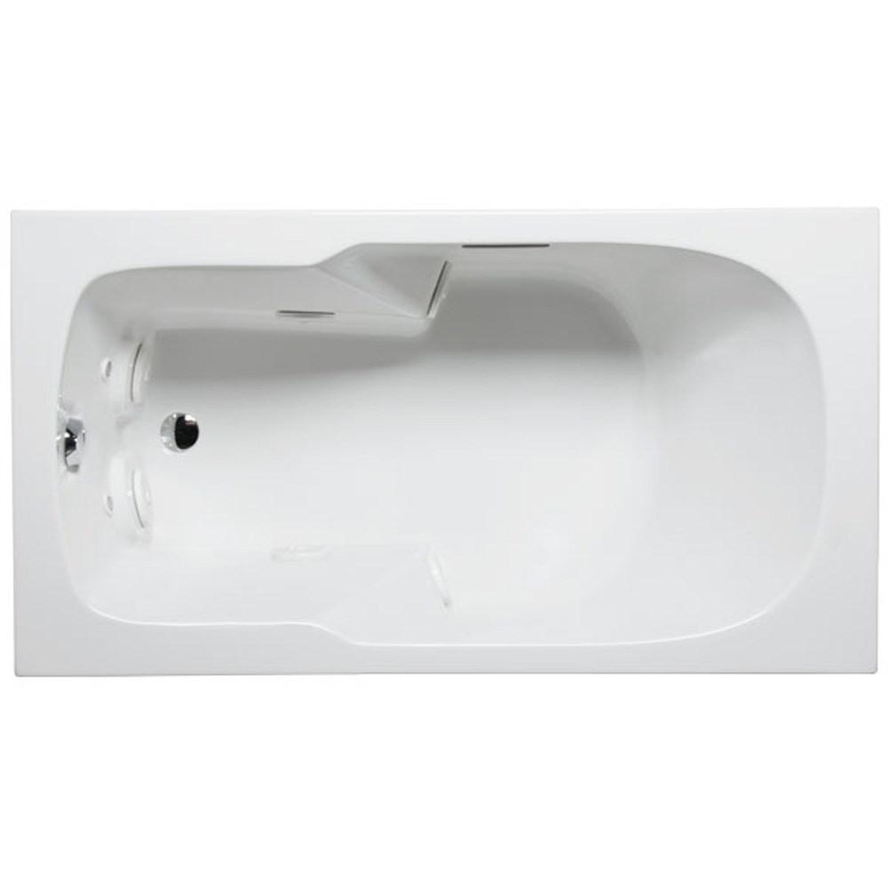 "Americh Halina 7236 Whisper Bathtub (72"" x 36"" x 23"")nohtin"