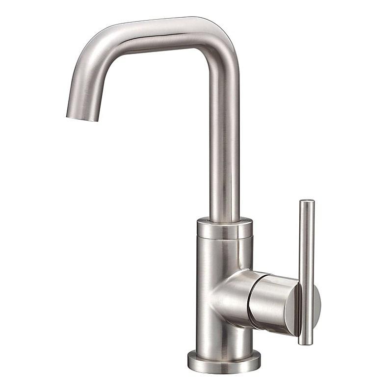 Danze® Parma™ Single Handle Trim Line Lavatory Faucet - Brushed Nickelnohtin Sale $325.50 SKU: D230558BN :