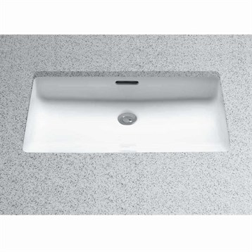 Toto Undercounter Lavatory, 20-1/2 x 12-3/8 LT191G by Toto