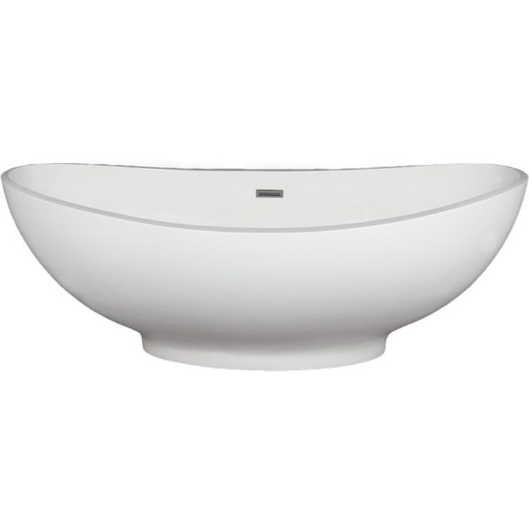 "Americh Roc Athens 6334 Freestanding Bathtub (63"" x 34"" x 22"") RC2203"