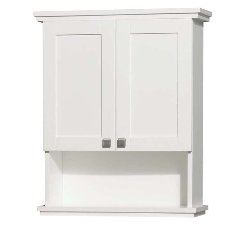 Acclaim Wall Cabinet - White WC-CG8000-WC-WHT