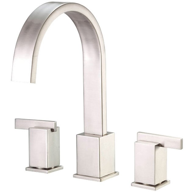 Danze® Sirius™ Roman Tub Faucet Trim Kit - Brushed Nickel