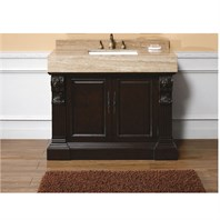 "James Martin 42"" Newport Single Vanity - Dark Cherry 206-001-5176"
