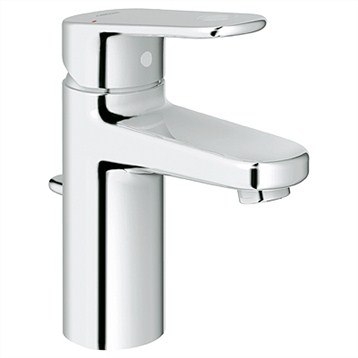 Grohe Europlus Lavatory Centerset, Starlight Chrome by GROHE