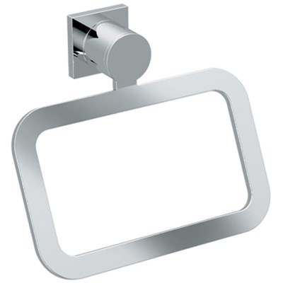 Grohe Allure Towel Ring - Starlight Chrome