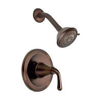 Danze Bannockburn Trim Only Single Handle Pressure Balance Shower Faucet - Oil Rubbed Bronze D512556RBT