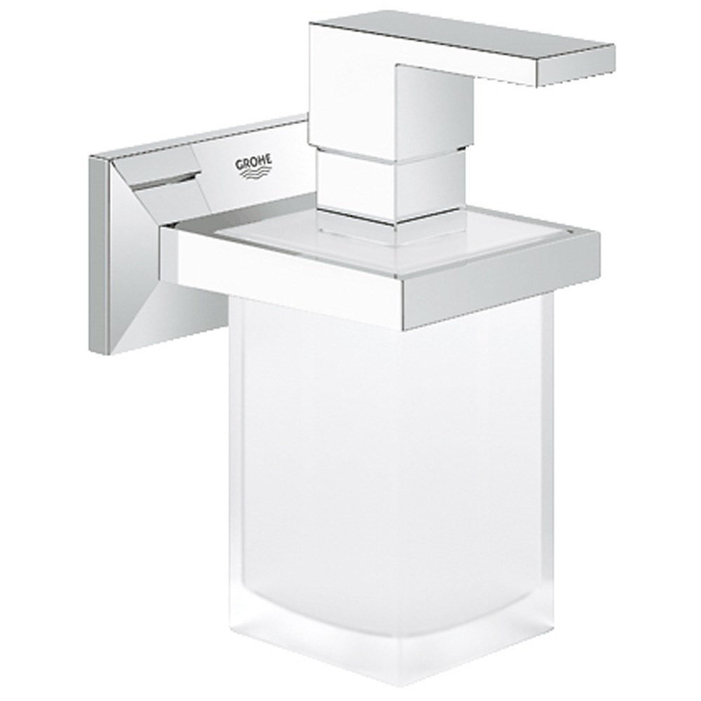 Grohe Allure Brilliant Soap Dispenser and Holder - Starlight Chromenohtin Sale $387.99 SKU: GRO 40494000 :