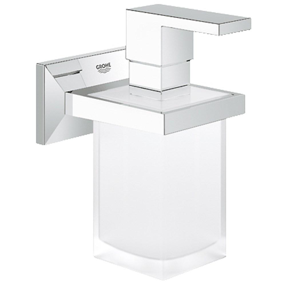 Grohe Allure Brilliant Soap Dispenser and Holder - Starlight Chromenohtin Sale $387.99 SKU: GRO 40494000 :