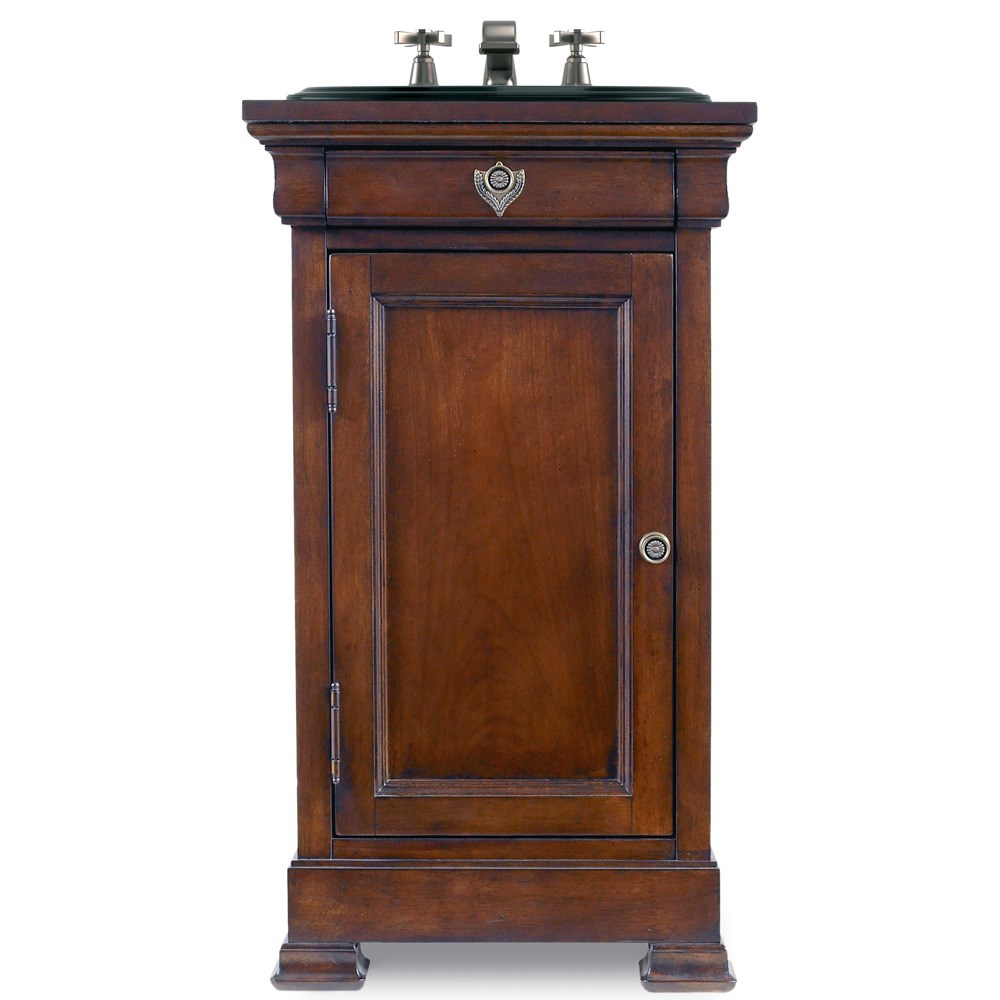 "Cole & Co. 18"" Designer Series Collection Empire Vanity - Traditional Cherry"