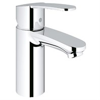 Grohe Eurostyle Cosmopolitan Lavatory Single-hole Centerset S-Size - Starlight Chrome GRO 23042002