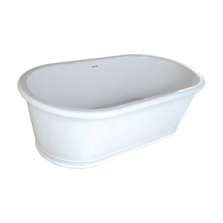 Hydro Systems Tribeca 6835 Freestanding Tub TRI6835H