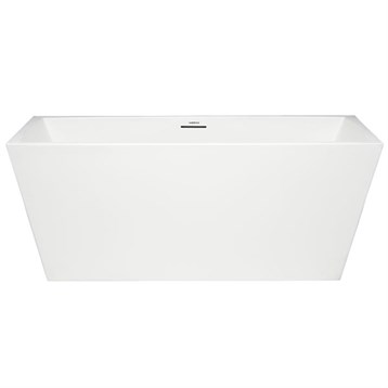 """Americh Glacion 6230 Freestanding Tub, 62"""" x 30"""" x 24"""" GL6230T by Americh"""