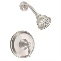 Danze Fairmont 1H Shower Only Trim Kit 1.75gpm - Brushed Nickel D501540BNT