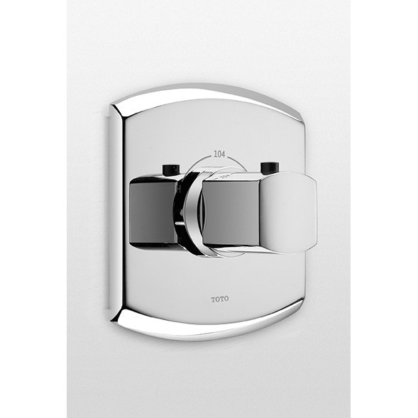 TOTO Soir�©e® Thermostatic Mixing Valve Trimnohtin Sale $270.40 SKU: TS960T :