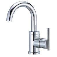 Danze® Parma™ Single Handle Lavatory Faucet, Tall - Chrome D220558