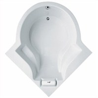 "Americh Key Largo Tub (47"" x 47"" x 22"") KL4747"