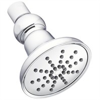 Danze Single Function Showerhead 2.5 GPM - Chrome D460054