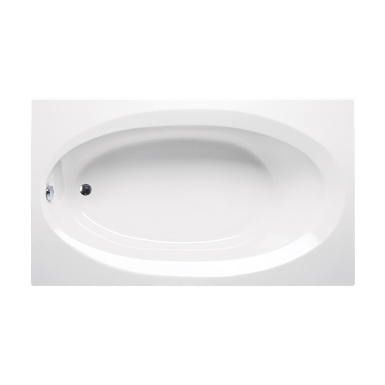 "Americh Bel Air 6642 Tub (66"" x 42"" x 22"") BE6642"