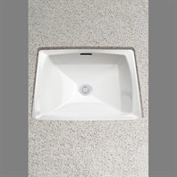 TOTO Connelly™ Undercounter Lavatory, with CeFiONtect - ADA LT491G