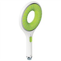 Grohe Rainshower Icon Hand Shower - Moon White/EcoGreen
