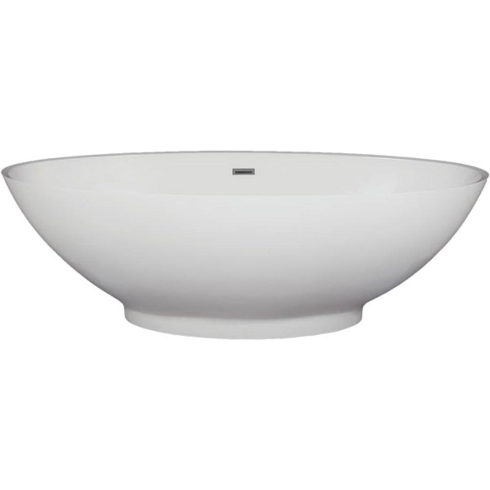"Americh Roc Florence 7133 Freestanding Bathtub (71"" x 33"" x 22"")nohtin Sale $4675.00 SKU: RC2204 :"