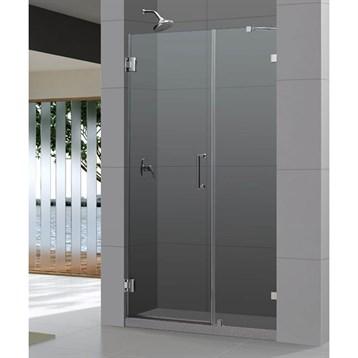 "Bath Authority DreamLine Radiance Shower Door w/ 22"" Panel, 45"", 52"" SHDR-234XX210 by Bath Authority DreamLine"