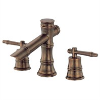 Danze® South Sea™ Mini-Widespread Lavatory Faucets - Distressed Bronze