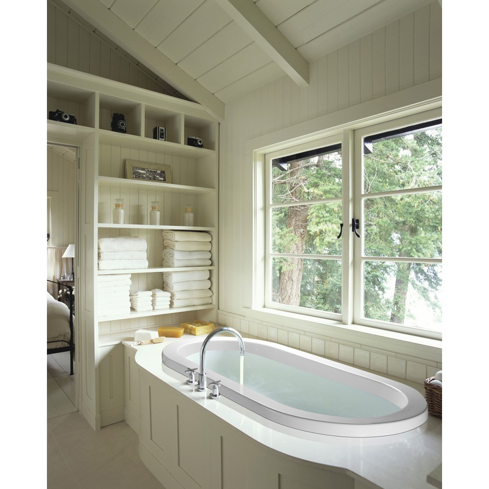 "MTI New Yorker 5 Tub (71.875"" x 36"" x 21.25"")nohtin Sale $1605.00 SKU: MTDS-111 :"