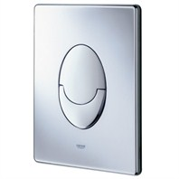 Grohe Skate Air Actuation Plate - Alpine White