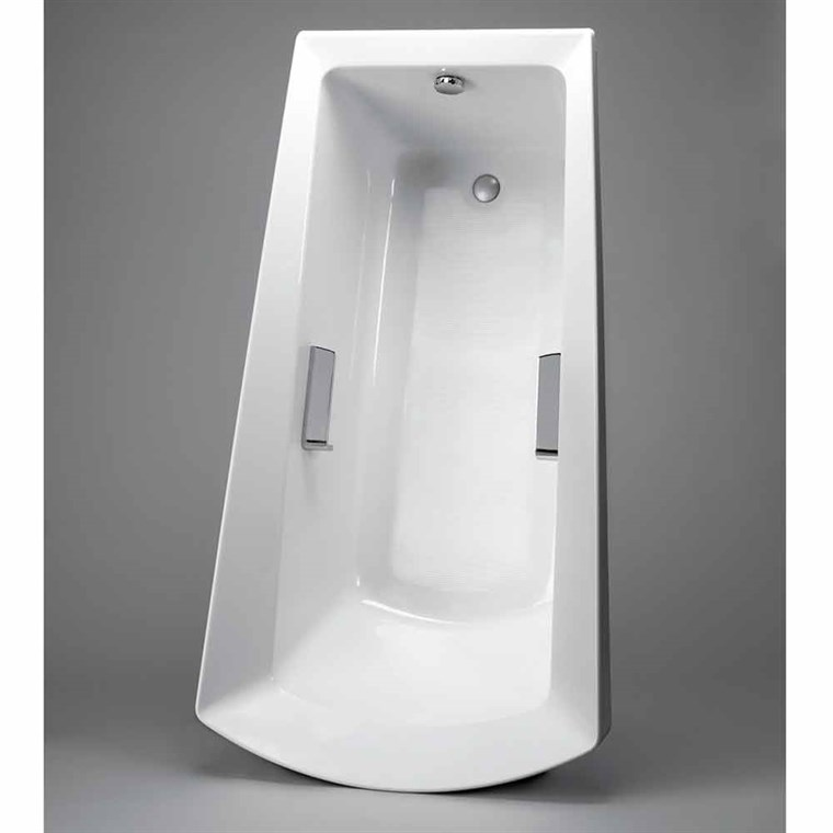 TOTO Soirée® Free Standing Bathtub - Cotton White ABF964N.01
