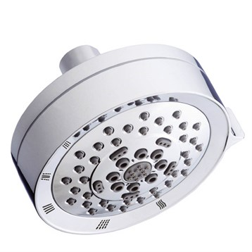"Danze Parma 4 1/2"" 5 Function Shower Head 1.5gpm, Brushed Nickel D460065BN by Danze"
