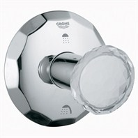 Grohe Kensington 3-Port Diverter Trim - Swarovski Crystal