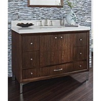 "Fairmont Designs Seascape 48"" Vanity - Whiskey 152-V48"