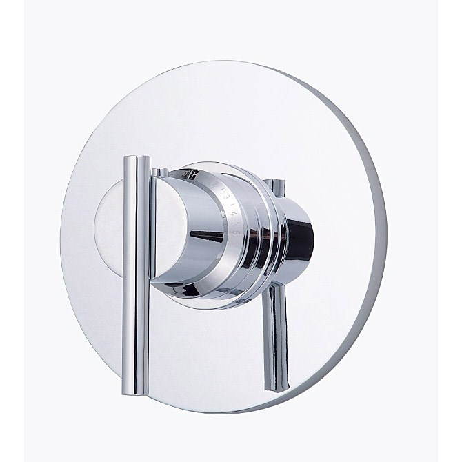 "Danze® Parma™ Single Handle 3/4"" Thermostatic Valve Trim Kit - Chromenohtin Sale $165.00 SKU: D562058T :"
