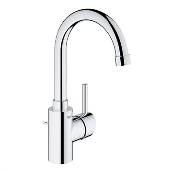 Grohe Concetto Single Lever Lavatory Centerset, Starlight Chrome GRO 32138001 by GROHE