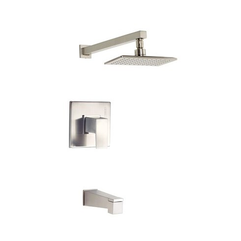 Danze Mid-Town Tub and Shower Trim Kit - Brushed Nickelnohtin Sale $432.75 SKU: D502062BNT :