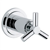 Grohe Atrio Volume Control Trim - Starlight Chrome